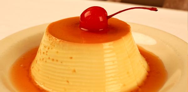 Mexican Restaurant Desserts