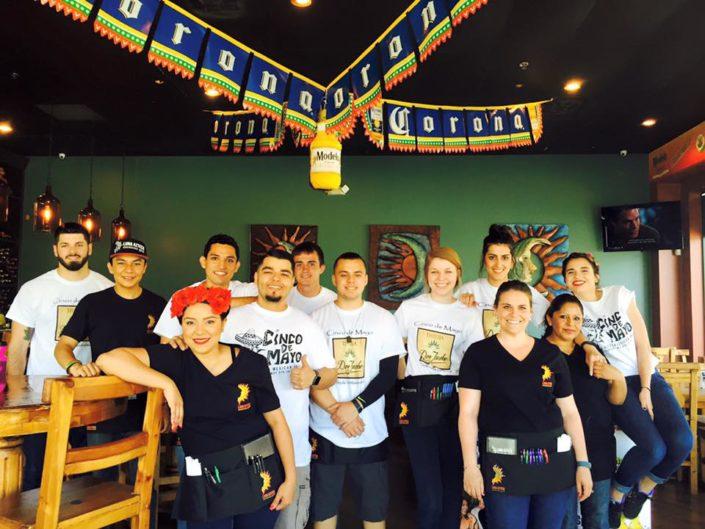 Luna Azteca Team Cinco 2016